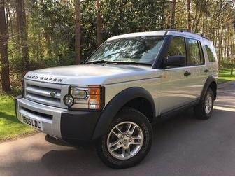 Land Rover DISCOVERY 3 2.7 3 TDV6 5 SEATS 5d 188 BHP