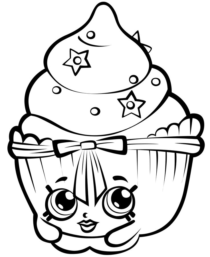 suzie sundae coloring pages - photo#9