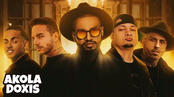J Balvin, Jowell & Randy - Bonita (Remix) ft. Nicky Jam, Wisin, Yandel, Ozuna (Official Video)