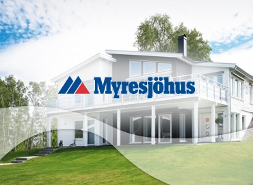 Myresjohus.se bygger på EPiServer 6 och målet med den nya webbplatsen är inspirera besökaren till att bygga sitt drömhus. Alla hus har fått en lättanvänd filtreringsfunktion för att besökarna lätt ska hitta den hustyp som passar dem.