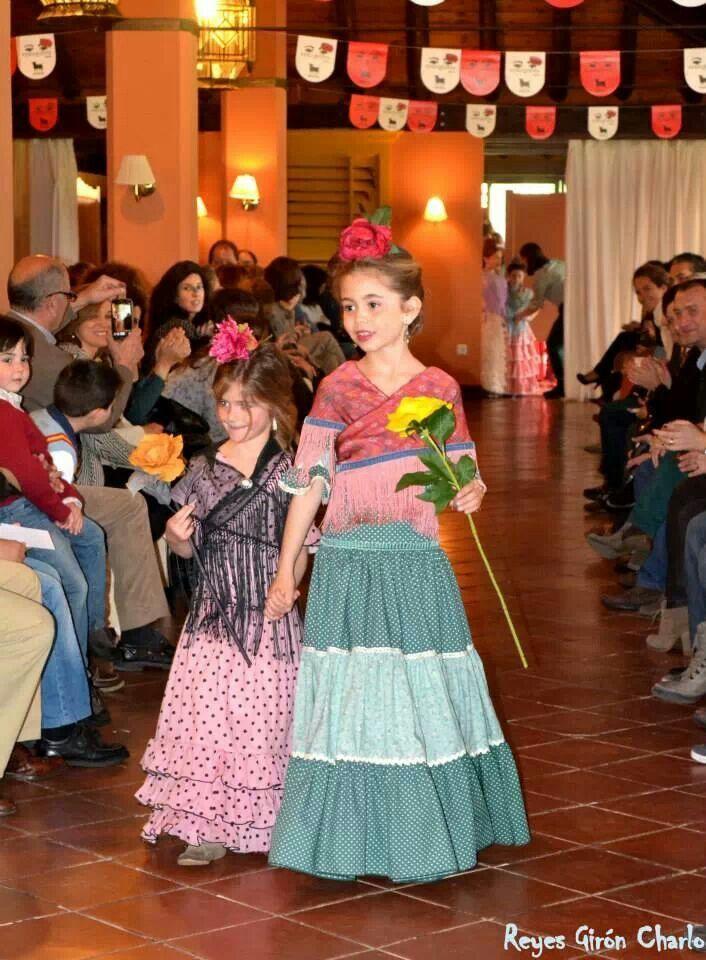 Desfile de #flamenca