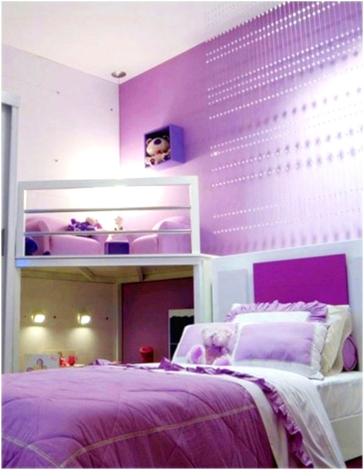 Teen girl bedroom remodel for those who have a property - Things for girls room ...