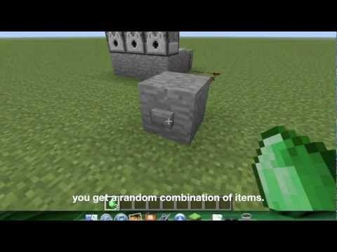 Minecraft Slot Machine Tutorial