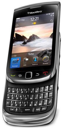 UNIVERSO NOKIA: Rim BlackBerry 9800 Torch | Caratteristiche tecnic...