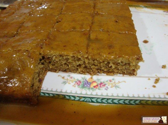 التمر بالصور بالصوص خطوه كيكة Desserts Food Brownie