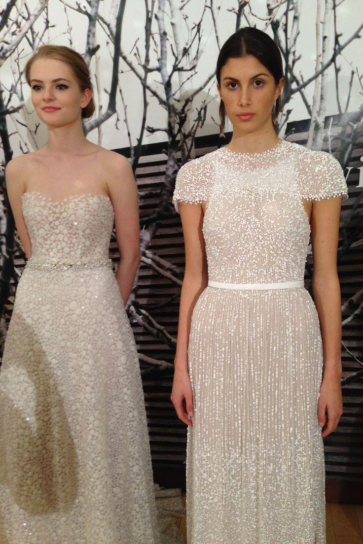 Mira Zwillinger - New York Bridal Market - Spring 2015 // The Singular Bride