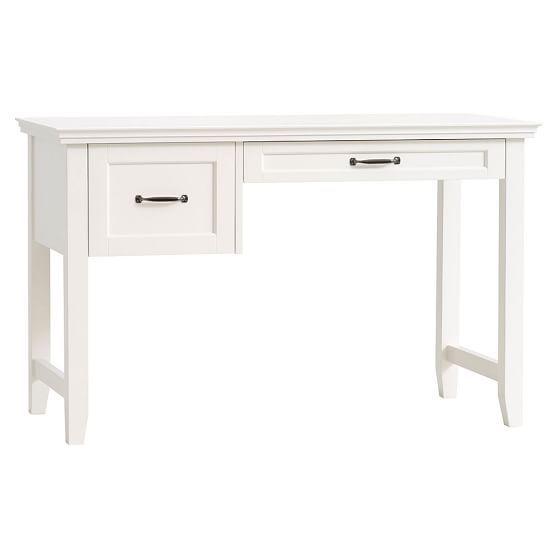 White teen desk