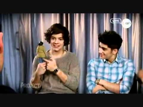 One Direction - Interview (Best of 2012.) - Part 1