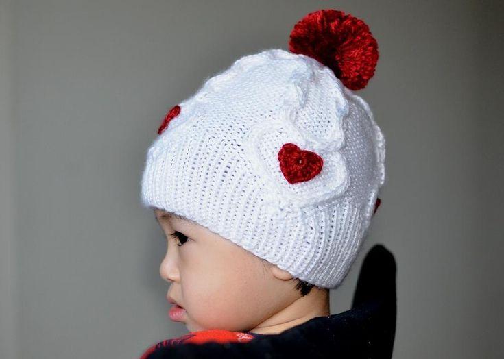 136 best Knitting Patterns for Valentines images on Pinterest