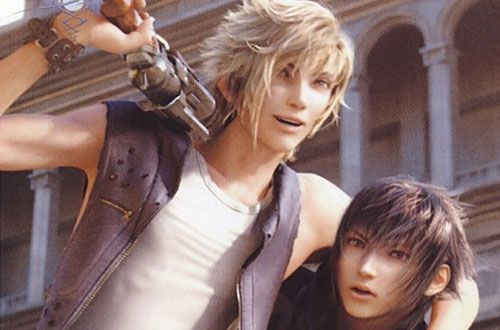 Final Fantasy Versus XIII...