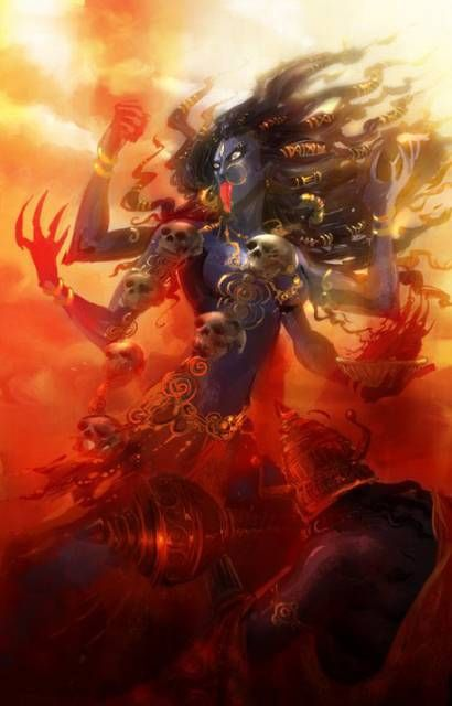 Kali screenshots, images and pictures - Comic Vine