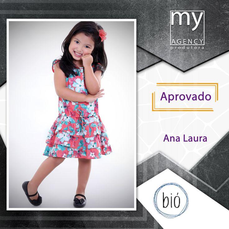 A marca Bio Roupinhas arrasou na seleção do casting para sua próxima Campanha. Parabéns Lorenah, Ana, Guilherme, Dafne e Cauã <3 #myagency #maxfama #agenciademodelo #melhorcasting #melhoragencia #casting #moda #publicidade #figuração #kids #ybrasil http://www.myagency.com.br/ https://www.facebook.com/myagencyprodutora/ https://www.flickr.com/photos/myagencyoficial/ https://br.pinterest.com/myagency/ https://www.tumblr.com/blog/myagencyoficial https://twitter.com/myagencyoficial…