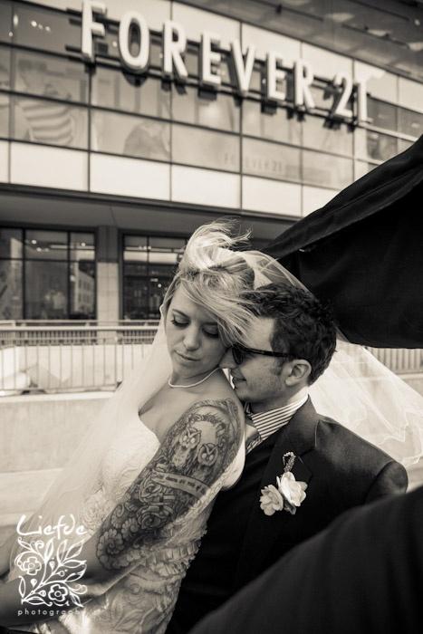 Brittney and Marius Milcher - Denver, CO - Denver Wedding Photography - Liefde Photography LLC - www.liefdephotography.com