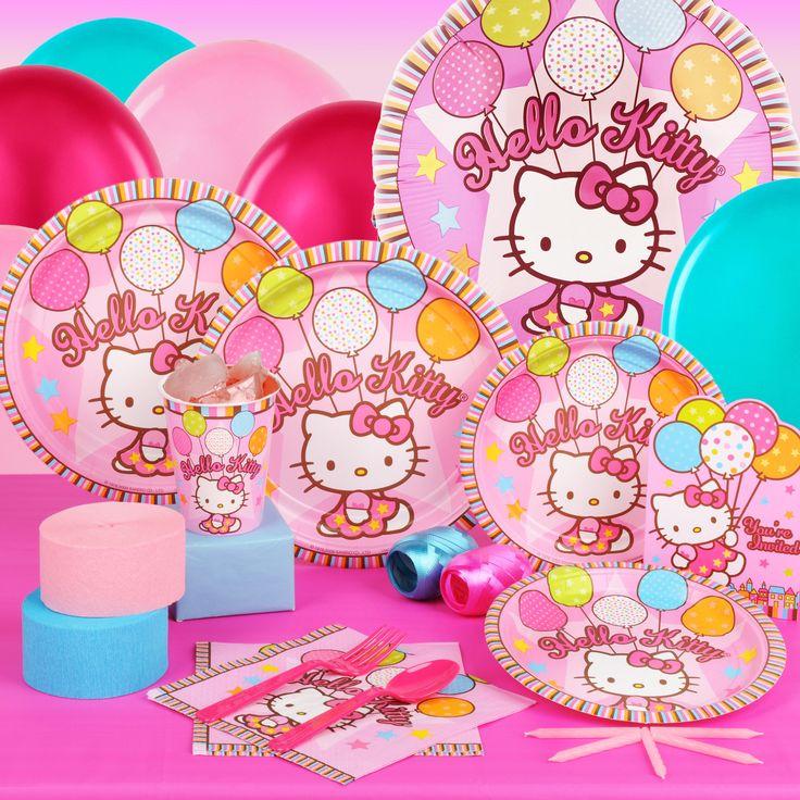 Ma boite à fête - Hello Kitty, Français