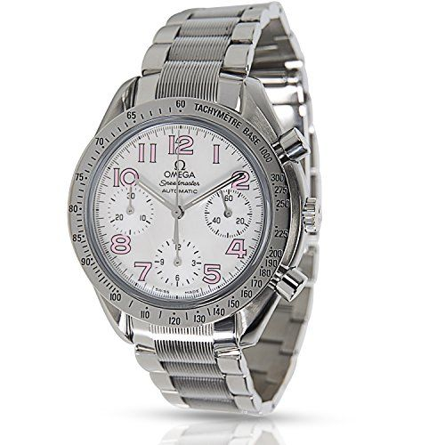Omega Speedmaster 353474 Unisex Watch in Stainless Steel Certified Preowned *** ...
