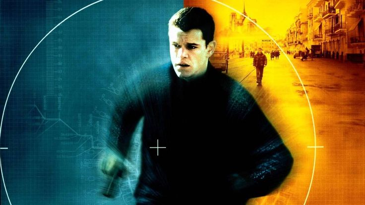 The Bourne Identity (2002) Main Theme (Soundtrack OST)