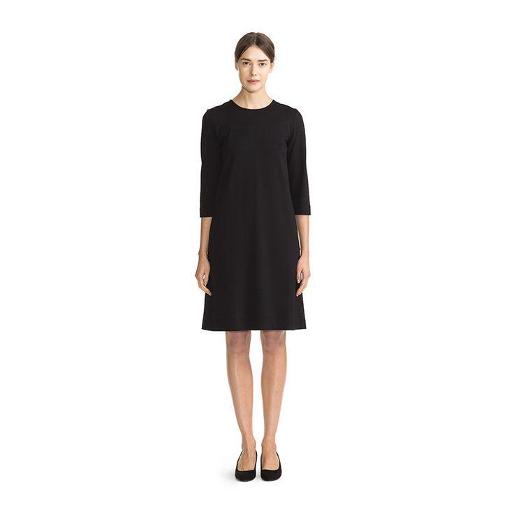 Marimekko Apparel - Torus Dress - 009 Black - COMING SOON - PRE ORDER – Kiitos living by design