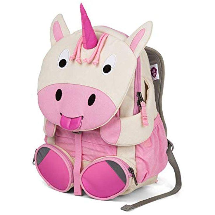 Affenzahn Large Friend Uma Unicorn Pink Kinder-Rucksack 31 cm 8 Liter Pink #koff…