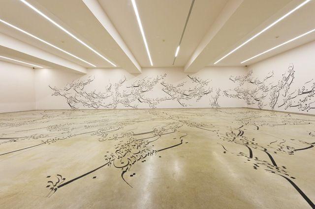 Fondazione Merz #Torino #museumlighting #lightlines