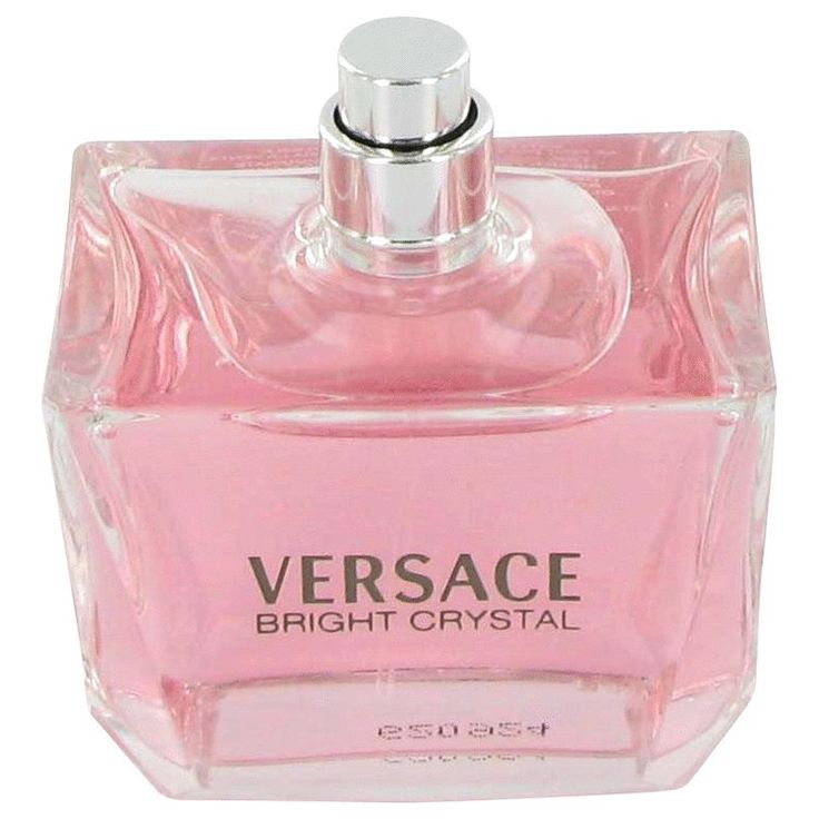 New #Fragrance #Perfume #Scent on #Sale  Bright Crystal by Versace 3 oz / 90 ml EDT Spray TESTER - Versace is one of the high-end designers who make fairly affordable perfumes, and Bright Crystal is one of Versace's best.  Sweet, musky, and fruity, this floral fragrance is is perfect for daytime wear.  Comprised of notes of pomegranate, yuzu, frost, peony, magnolia, lotus, amber, musk, and mahogany, this scent is absolutely perfect for daytime wear, especially in the spring and summer…