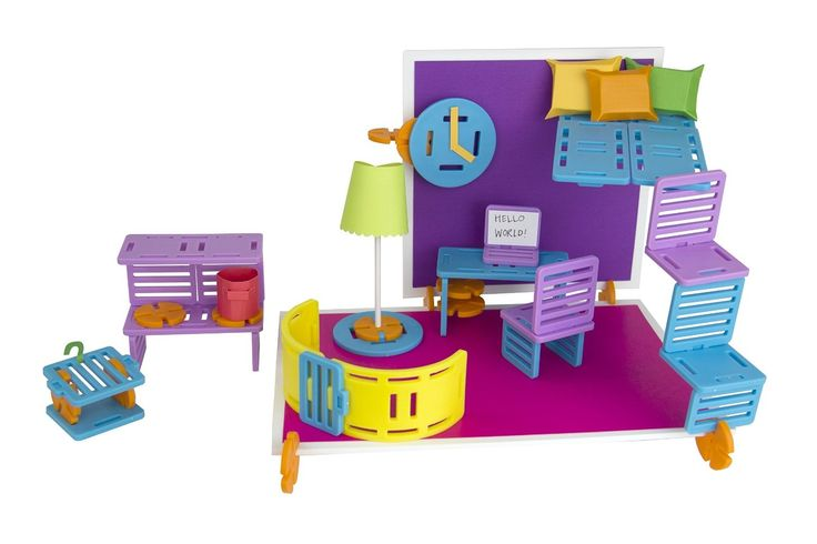 #EntopyWishList #PinToWin  I know the perfect girl for this amazing take on construction and design!