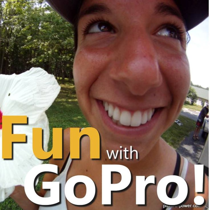 GoPro Hero Photography Tips (for mere mortals).