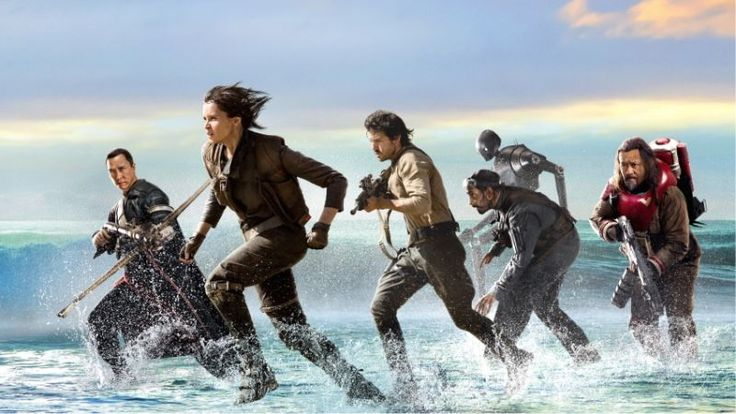 Jyn Erso Gives Pep Talk in New Rogue One TV Spot
