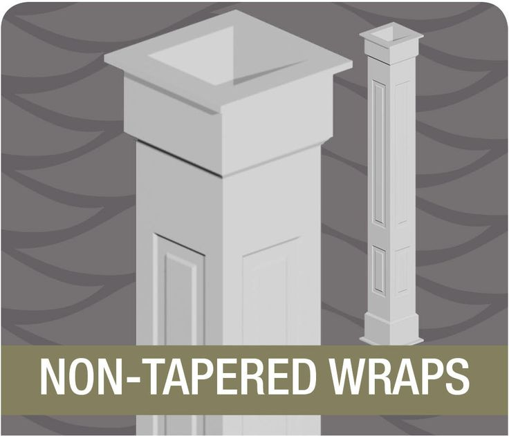 17 Best Ideas About Column Wrap On Pinterest
