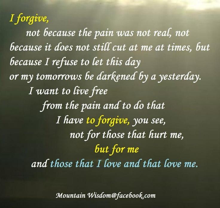 64 Best Forgiveness Images On Pinterest