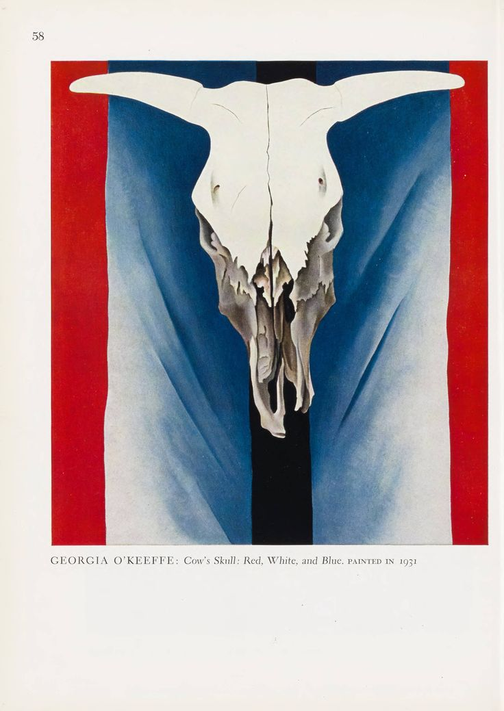 100 American painters of the 20th century works selected from the collections of the Metropolitan Museum of Art. With an introd. by Robert Beverly Hale. 1950. Metropolitan Museum of Art (New York, N.Y.). Thomas J. Watson Library. Metropolitan Museum of Art Publications. #GeorgiaOkeefe