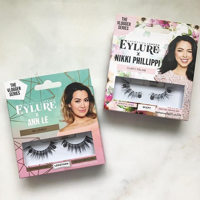 Lash Lover over here 🙋🏻🙋🏻I am obsessed with wispy lashes for that natural look, but sometimes I want a more dramatic look.   What are your favorite lashes?! Tell me down below! 💕 .  .  .  .  #eyelashes #eylure #eylurelashes #vloggers #falselashes #beautybabe #orlandobeautyblogger #beauty #makeuplife #bloggerlife #mua #beautyaddict #orlandobeauty