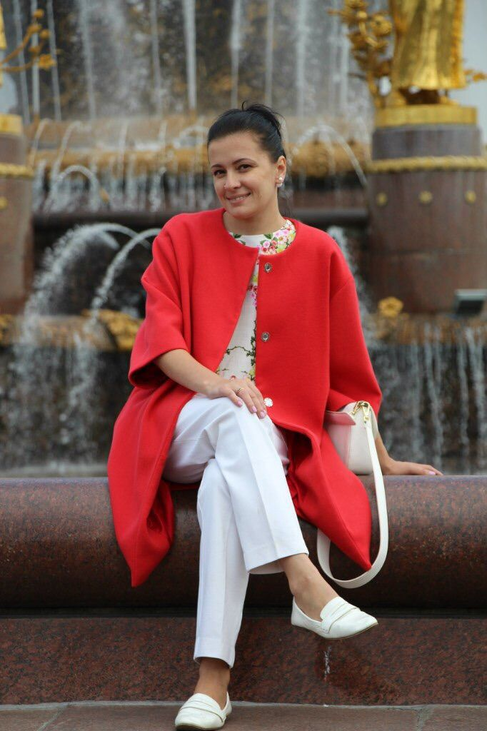 Красное пальто и т.д
