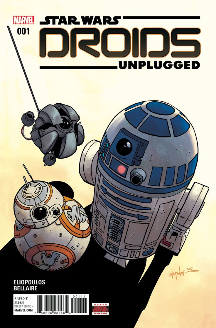 Star Wars: Droids Unplugged 1 | Wookieepedia | FANDOM powered by Wikia