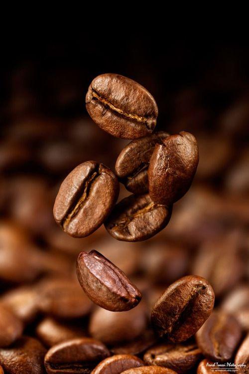 "thelordismylightandmysalvation: ""Coffee Beans ~ Arash Toossi Photography """