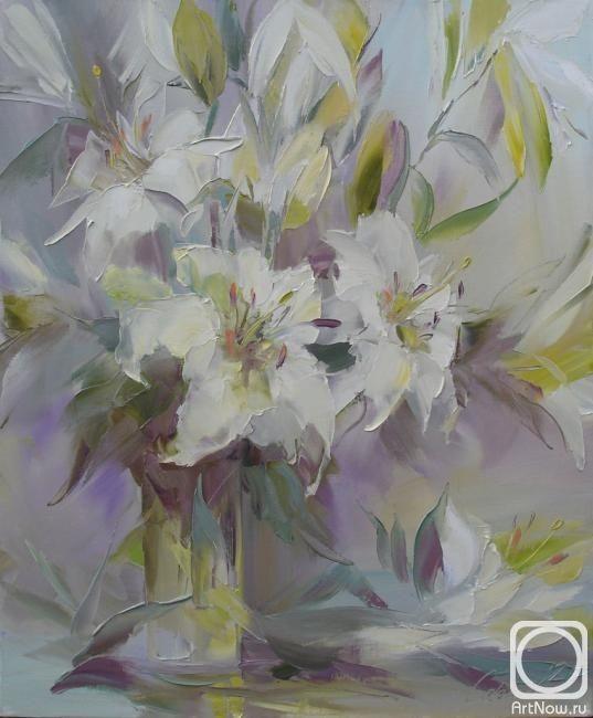Sergeev Alexander. lilies