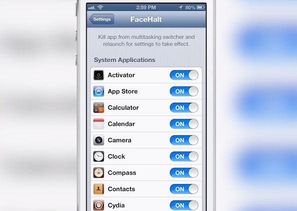 New jailbreak tweak FaceHalt brings Samsung's Smart Pause feature to iOS devices
