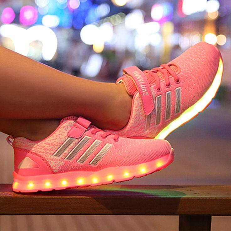 $17.98 (Buy here: https://alitems.com/g/1e8d114494ebda23ff8b16525dc3e8/?i=5&ulp=https%3A%2F%2Fwww.aliexpress.com%2Fitem%2FNew-Summer-Children-Breathable-Sneakers-Fashion-Sport-Led-Usb-Luminous-Lighted-Shoes-for-Kids-Running-Boys%2F32658660411.html ) New Summer Children Breathable Sneakers Fashion Sport Led Usb Luminous Lighted Shoes for Kids Running Boys Casual Girls Flats for just $17.98
