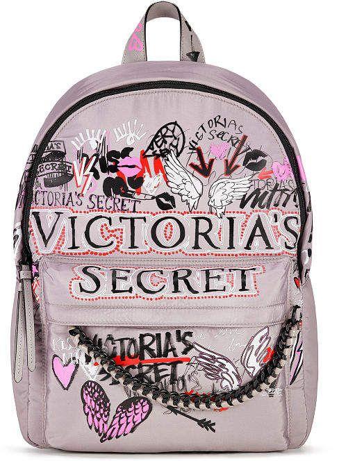 a3cd73b3 Victoria's Secret Graffiti City Backpack aflink | Victoria Secret ...