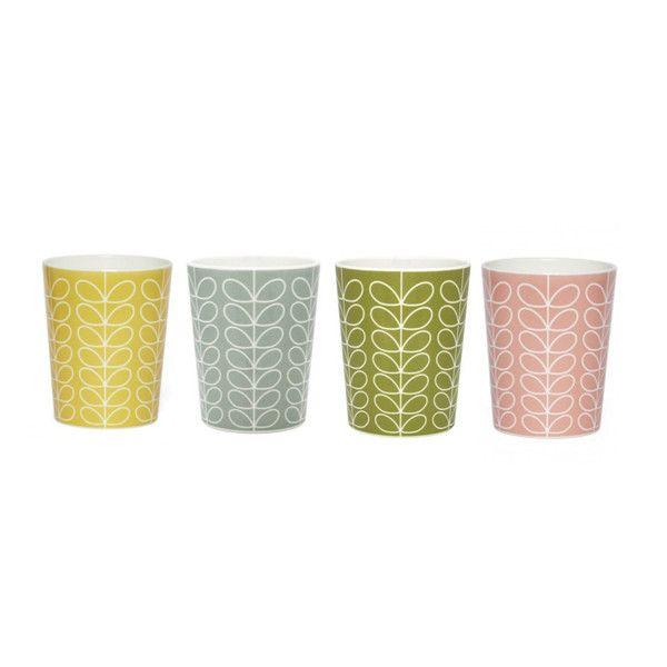 Orla Kiely Melamine Cups