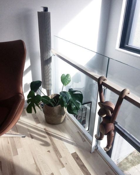 A cool shot of the BeoLab 18 elegantly placed in the corner! Thank you @aros_norr for sharing on Instagram!
