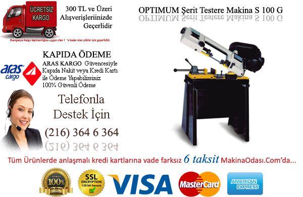 300 Watt / 230 V optimum şerit testere makinası... http://www.makinaodasi.com/urun/optimum-serit-testere-makina-s-100-g.aspx diğer optimum şerit testere makinası çeşitlerine ulaşmak için... http://www.makinaodasi.com/kategori/serit-testere-makinalari.aspx?brnd=OPTIMUM