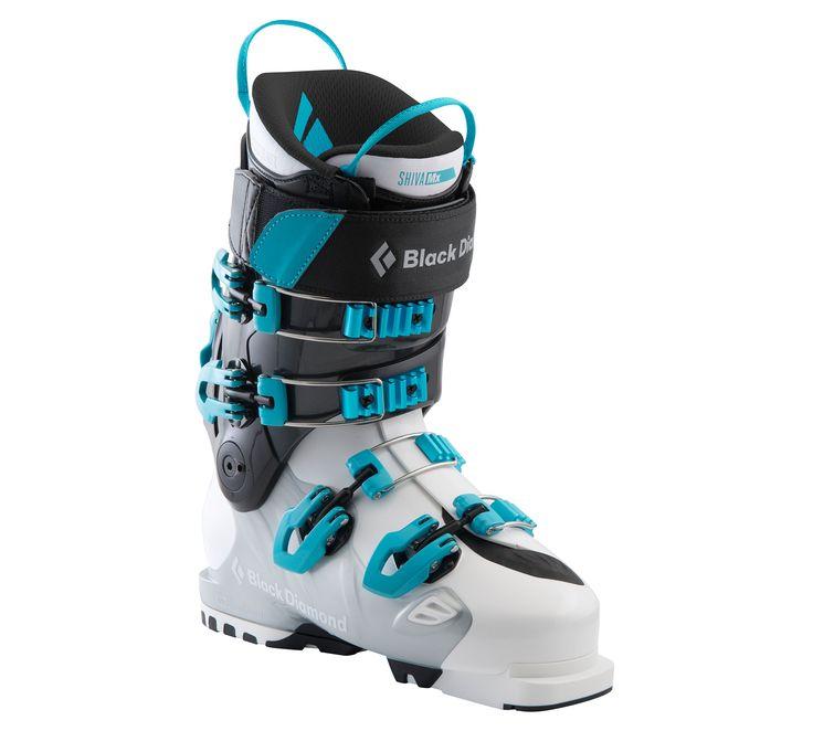 SHIVA MX SKI BOOT - Black Diamond Ski Gear