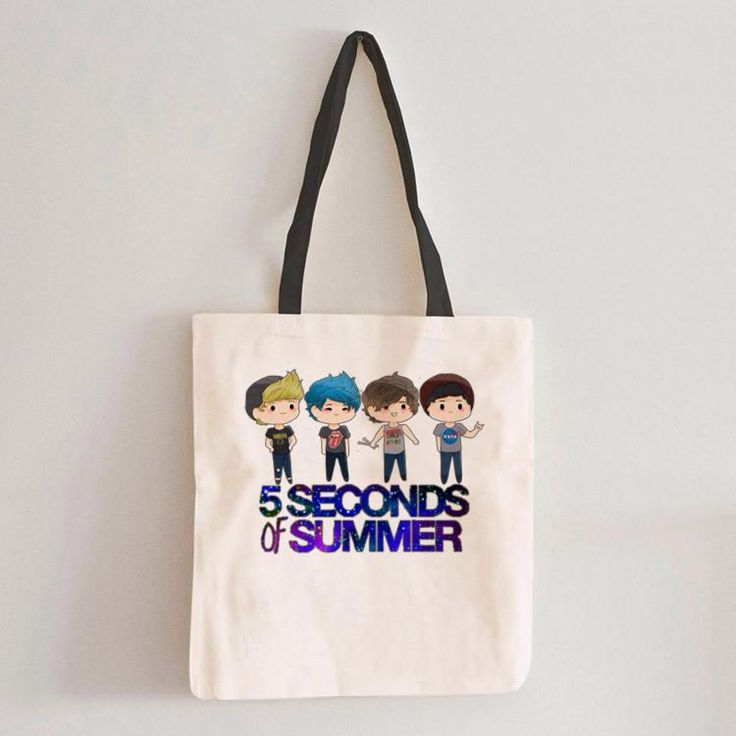 5 Second of Summer 5SOS Cartoon Tote Bag #Bags&Purses #MarketBags #totebag #shoppingbag  #cottonbag #cottonshoppingbag #cottontotebag #totebags #totebag #totebagdesign #bag #organiccottonbag #shoppingbags #Handbags #graphic #organic #Gray #White #design #drawing #features #original #Customtote #Weddinggift #Weddingbag #WeddingParentsGift #weddingtote #personalizedtote #weddingdaybag #beachtote #monogramedtote