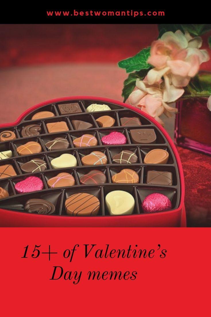 15+ of Valentine's Day memes
