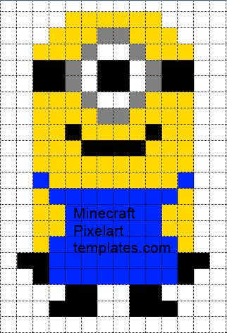 Best  Easy Pixel Art Ideas On   Pearler Bead Patterns