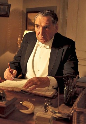 Classic quotes from Downton Abbey: Charles Carson, Butler