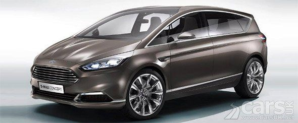 New Ford S-Max Concept at Frankfurt Motor Show. http://www.carsuk.net/new-ford-s-max-concept-frankfurt-motor-show/