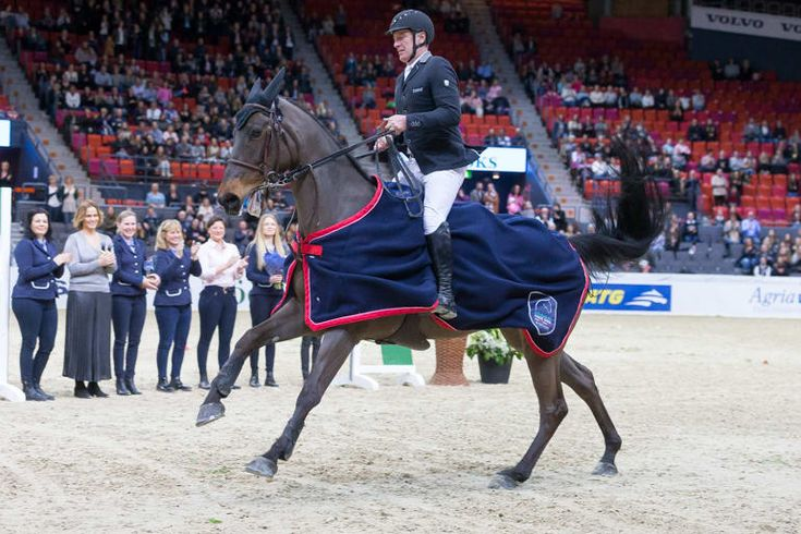 Roger Yves Bost el más rápido en el cierre del Gothenburg Horse Show CSI 5*.