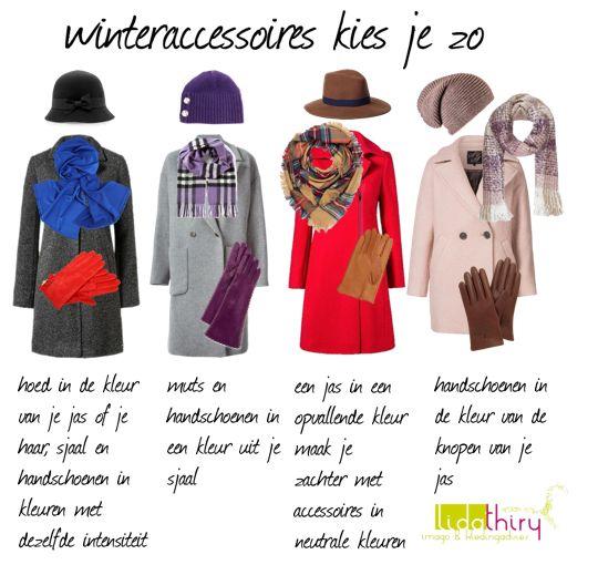 Accessoires maken je jas weer als nieuw | www.lidathiry.nl | klik op de foto voor het blog #accessoires #kledingtip #hoed #sjaals