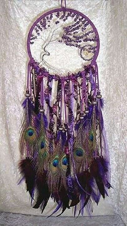 Now THAT'S a dreamcatcher!!